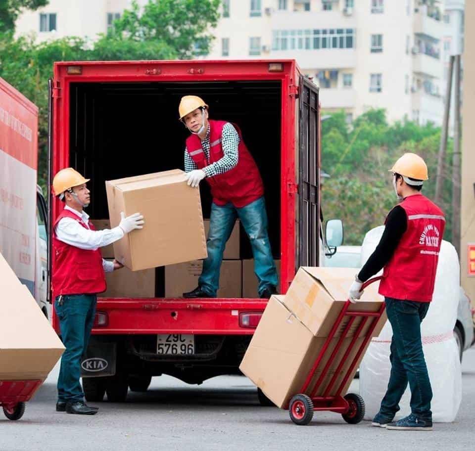 Top 10 dịch vụ chuyển nhà Đà Nẵng