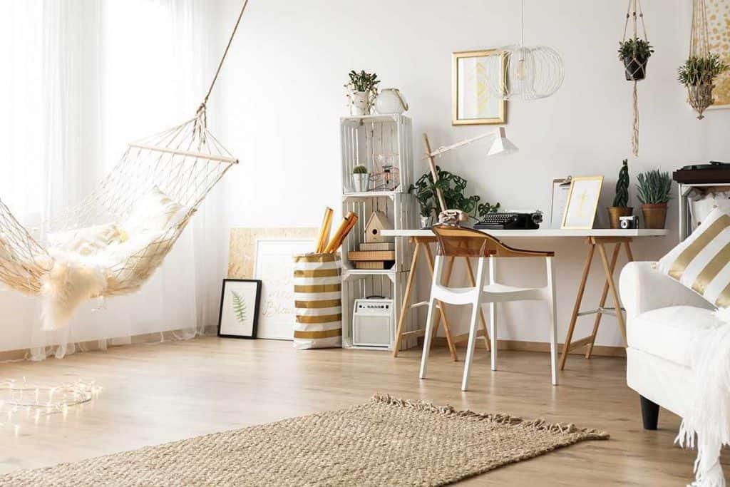 Ngôi nhà sạch sẽ, ngăn nắp là không gian sống lý tưởng cho mọi gia đình