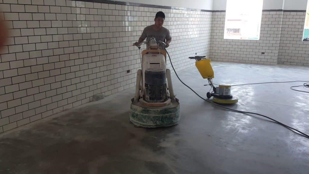 Báo giá đánh bóng sàn bê tông Đà Nẵng